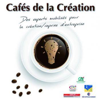 Les Cafés de la Création/Reprise